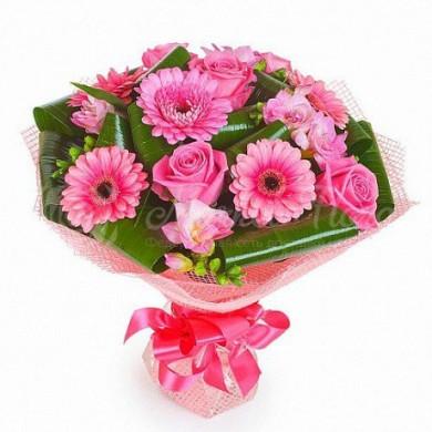 Букет «Цветы Девушке»